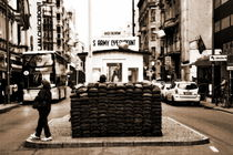 Checkpoint Charlie by Christian Behring