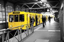 Linie 1 - Warschauer Strasse von Christian Behring