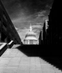 ST.PAUL'S CATHEDRAL by Sergio Bondioni