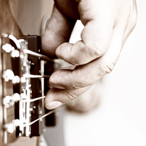 Gitarrist-quad