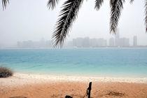 Skyline Abu Dhabi von Daniela  Bergmann