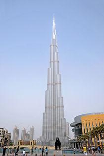 Dubai, Burj Khalifa von Daniela  Bergmann