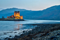 Eilean Donan Castle by Florian Beyer