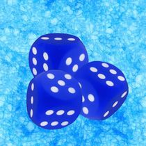 Blue Luck von netteart