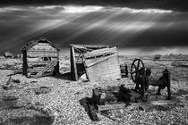 fishing boat graveyard 4 by meirion matthias
