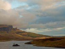 Old Man of Storr by Florian Beyer