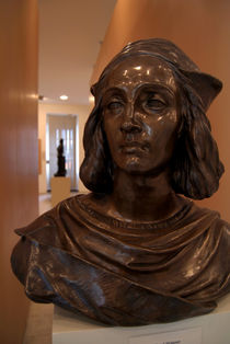Bust in Convent of St George Gallery by serenityphotography
