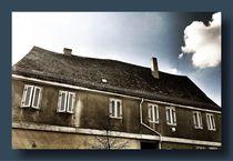 Abandoned House by Ursula Wolfangel-Hoppmann