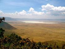 Ngorongoro Krater by Bettina Breuer