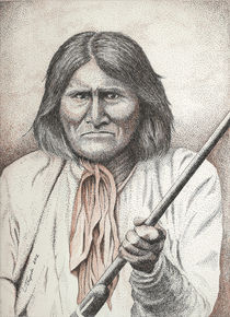Geronimo by Lawrence Tripoli