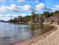 Ingarö Beach  by Sarah Osterman