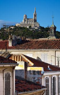 Notre Dame de la Garde by Vsevolod Istratkin
