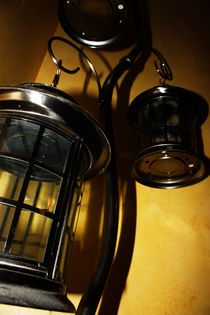 Lantern Ladder by Ashley Robertson