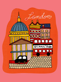 London von Monica Andino