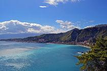 Sizilien, Ostküste by sandarine