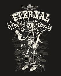 Eternal melody records von John Duvengar