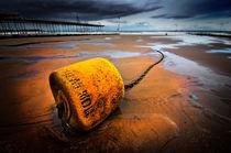 yellow buoy by meirion matthias