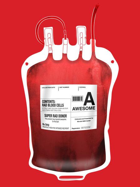 Blood-type