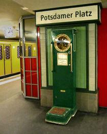 Potsdamer Platz von Mary Rath
