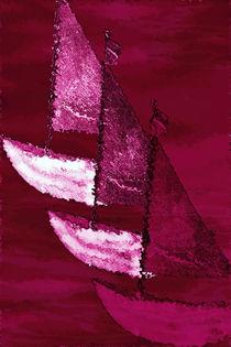 Boote von Christine Bässler