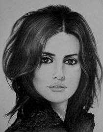 Penelope Cruz by Rob Delves