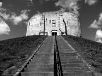 The Black and White Tower von Robert Gipson