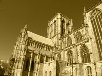The Minster in tone by Robert Gipson