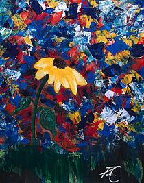 Color Sunbathing von Angela Pari Dominic Chumroo