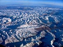 Afganistan von oben von Veit Schuetz