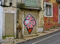 Street Art Lissabon von Veit Schuetz