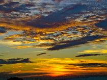 Sonnenuntergang Thailand von Veit Schuetz