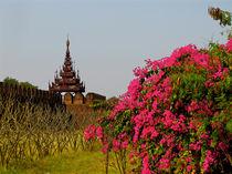 Mandalay, Myanmar von Veit Schuetz