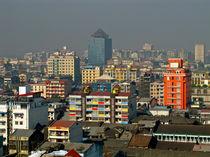 Yangon, Myanmar - Rangun, Burma von Veit Schuetz