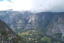 Yosemite Falls - Yosemite NP von usaexplorer