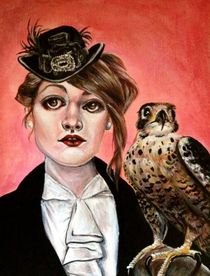 The Falcon von Kristin Frenzel