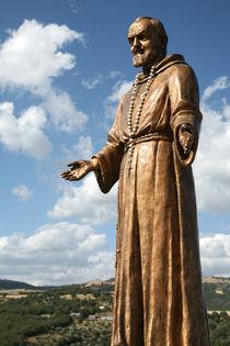 Pater Pio von Norbert Fenske
