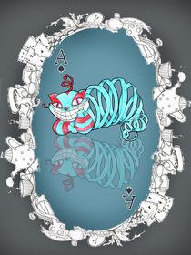 Cheshire Cat von Korina De Jesus