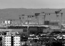 East Belfast Skyline by John McCoubrey