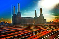 Battersea Power Station by Sergio Otero