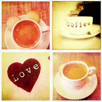 Love Coffee von Sybille Sterk