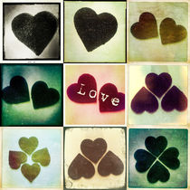 Love Hearts by Sybille Sterk