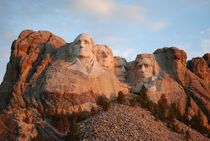 Mount Rushmore - Sunrise von usaexplorer