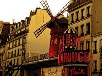 Big Red Windmill by Andrew Paranavitana