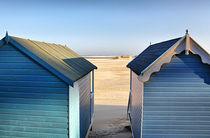 Beach Huts... von sandra cockayne