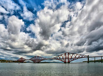 Forth Rail Bridge, Scotland von Buster Brown Photography
