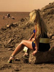 Cosmic girl von Stefano Trebbi