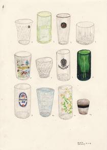12 Glasses von Angela Dalinger