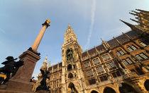 Neues Rathaus München von buellom