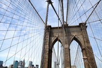 Brooklyn Bridge NYC von buellom