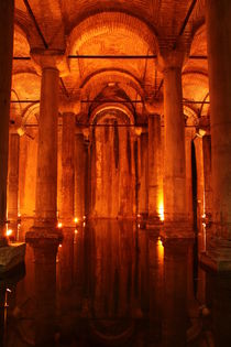 Basilica Cistern von Evren Kalinbacak